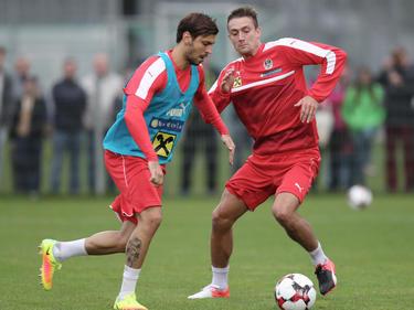 Aleksandar Dragović und Stefan Ilsanker fehlen zum Abschluss der WM-Qualifikation