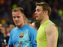 Ersetzt Marc-André ter Stegen Manuel Neuer im Tor der Bayern?