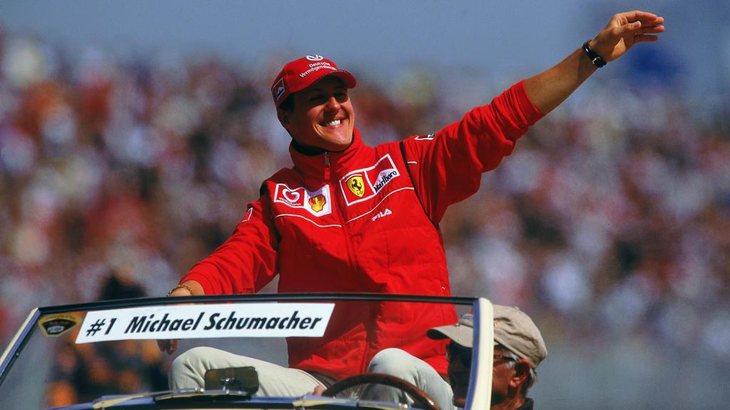 Michael Schumacher Alter