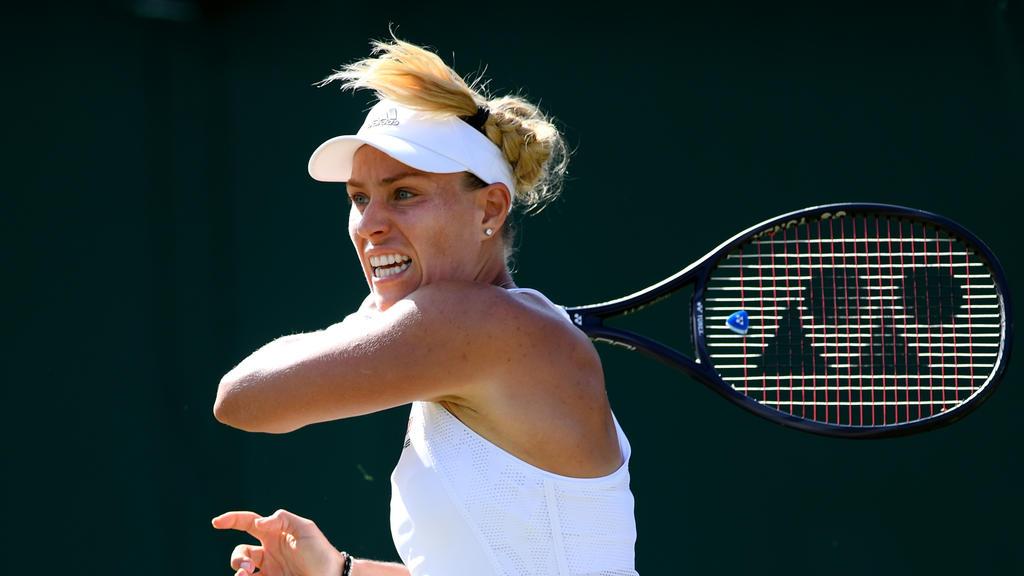 Für Angelique Kerber war in diesem Jahr in Wimbledon früh Endstation