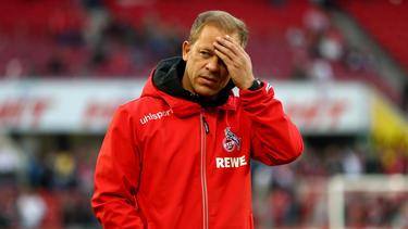 Markus Anfang wurde im April beim 1. FC Köln gefeuert