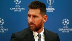 Lionel Messi droht in Dortmund noch auszufallen