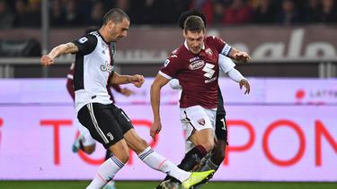 Knapper Erfolg für die Bianconeri