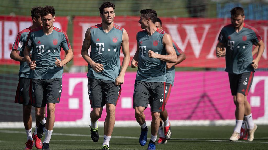 Der FC Bayern ist im Winter Stammgast in Katar