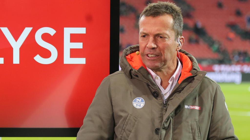 Lothar Matthäus sieht gute Chancen für den BVB und Bayern in der CL
