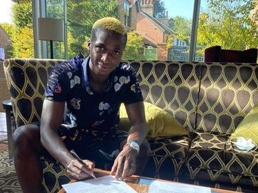 Djibril Touré unterschreibt in Horn