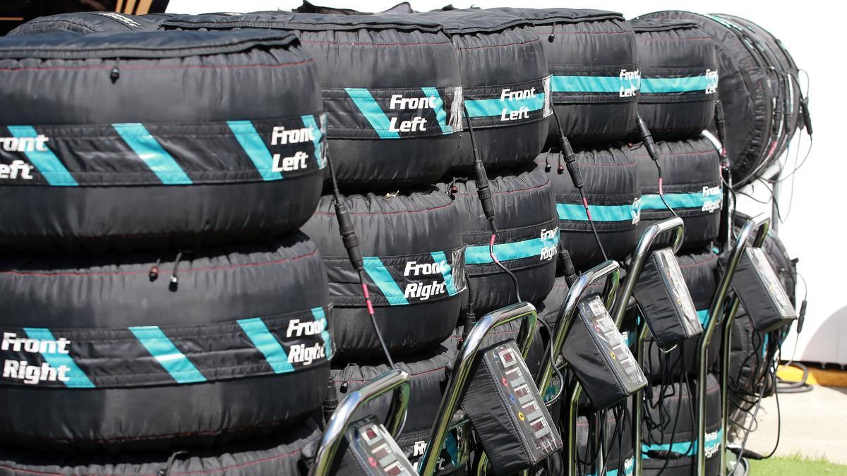 Die Heizdecken in der Formel 1 stehen mittelfristig wohl vor dem Aus