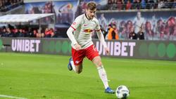 Timo Werner kann sich einen Abschied aus Leipzig vorstellen