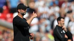 Jürgen Klopp trifft mit dem FC Liverpool auf Norwich City