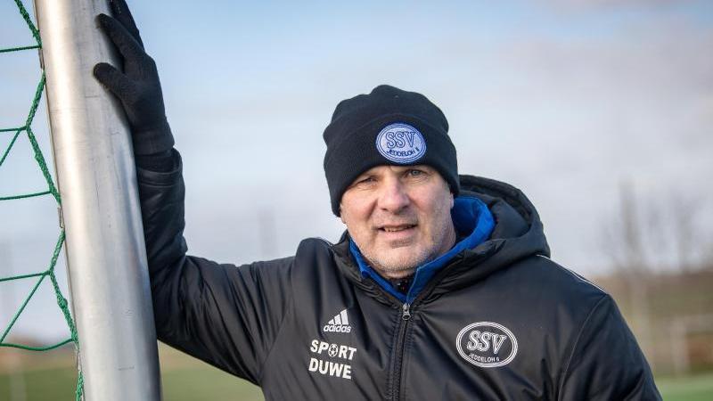 Als Trainer in der niedersächsischen Provinz beim SSV Jeddeloh II aktiv: Oliver Reck