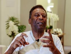 Pelé hat sich zuletzt aus der Öffentlichkeit zurückgezogen