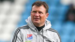 Cheftrainer der SpVgg Unterhaching: Claus Schromm