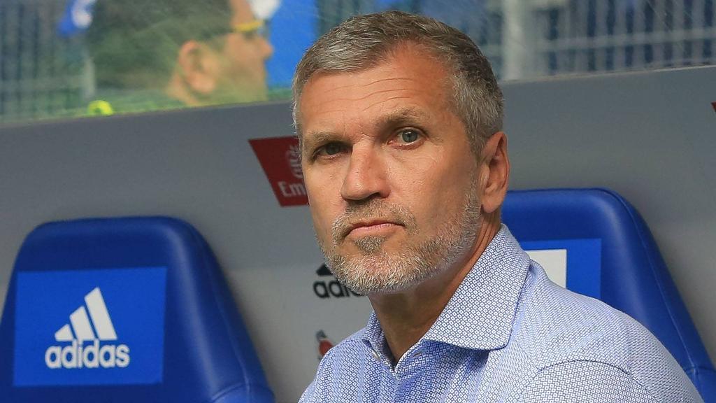 Thomas von Heesen freut sich auf das Topspiel zwischen HSV und Arminia Bielefeld