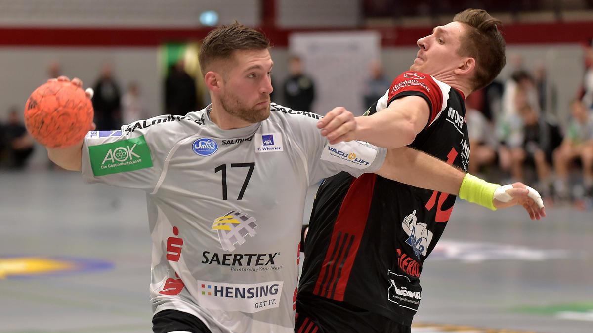 Die 2. Handball-Bundesliga startet am 02. Oktober