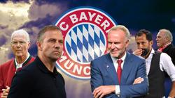 In der Transfer-Frage herrscht beim FC Bayern Konflikt-Potenzial