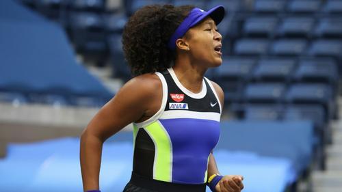 Naomi Osaka hat die US Open 2020 gewonnen