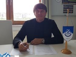 Davor Mladina ist der neue Cheftrainer des SV Horn