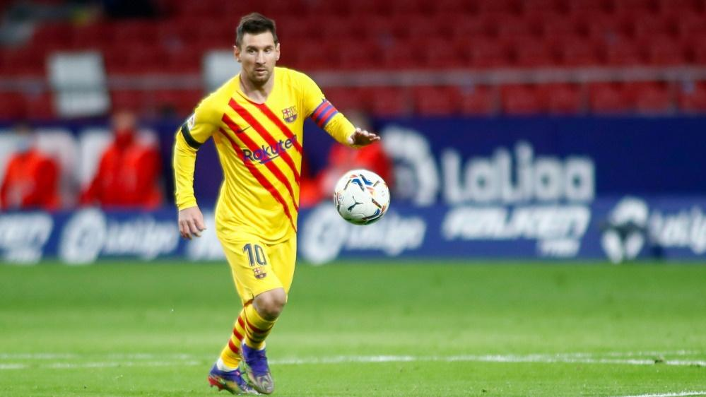 Lionel Messi wollte Barca im Sommer verlassen