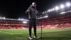 Jürgen Klopp und der FC Liverpool sind seit 64. Heimspielen ohne Niederlage