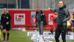 Will mit Holstein Kiel in die Bundesliga: Ole Werner