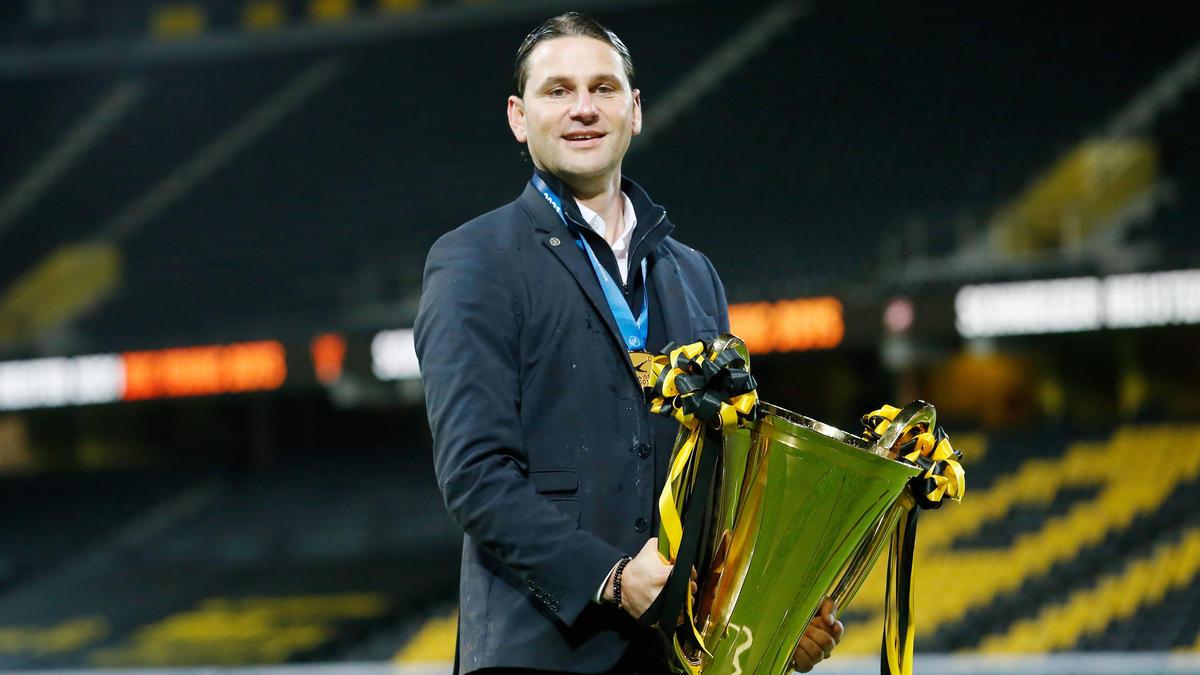 Gerardo Seoane wird neuer Trainer bei Bayer Leverkusen