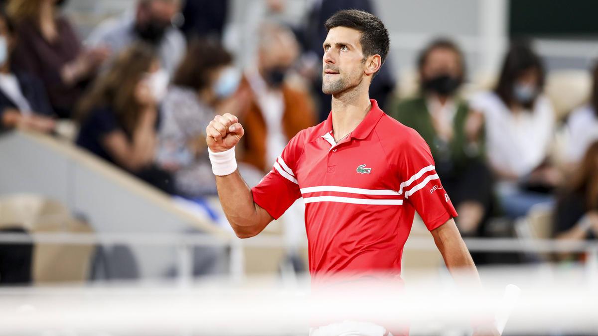 Djokovic steht im Halbfinale der French Open