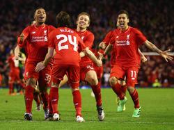Allen metió el penalti decisivo en los semifinales ante un buen Stoke City. (Foto: Getty)