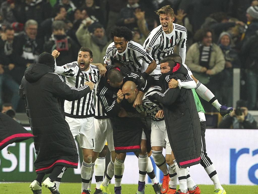 Juventus Turin sieht sich gegen die Bayern nicht chancenlos
