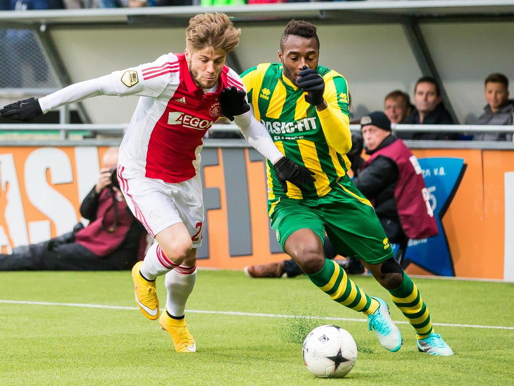 Eredivisie Nieuws Ado Den Haag Straft Apathisch Ajax Af 1 1