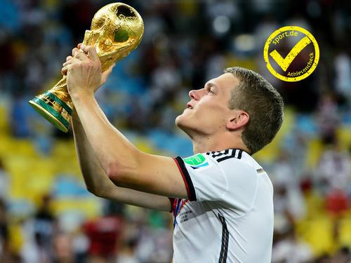 Könnte als erster Spieler die WM und Olympia gewinnen: Matthias Ginter