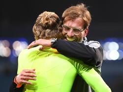 Jürgen Klopp und der FC Liverpool stehen im Halbfinale der Königsklasse