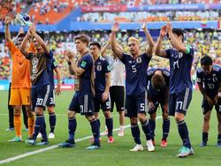 Nach Japans WM-Auftakt suchten Millionen Landsleute erst einmal das stille Örtchen auf