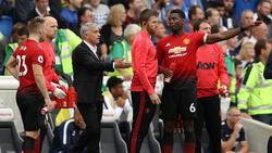 José Mourinho ist bei Manchester United längst nicht mehr unumstritten