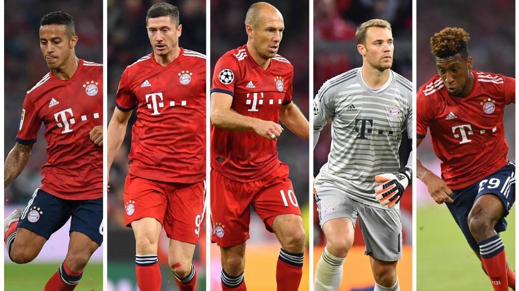 Bayern Neuer Spieler