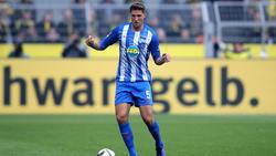 Niklas Stark ist Stammspieler in der Hertha-Defensive