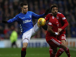Die Rangers kassierten gegen Aberdeen eine überraschende Heimniederlage. © Getty Images/Ian MacNicol