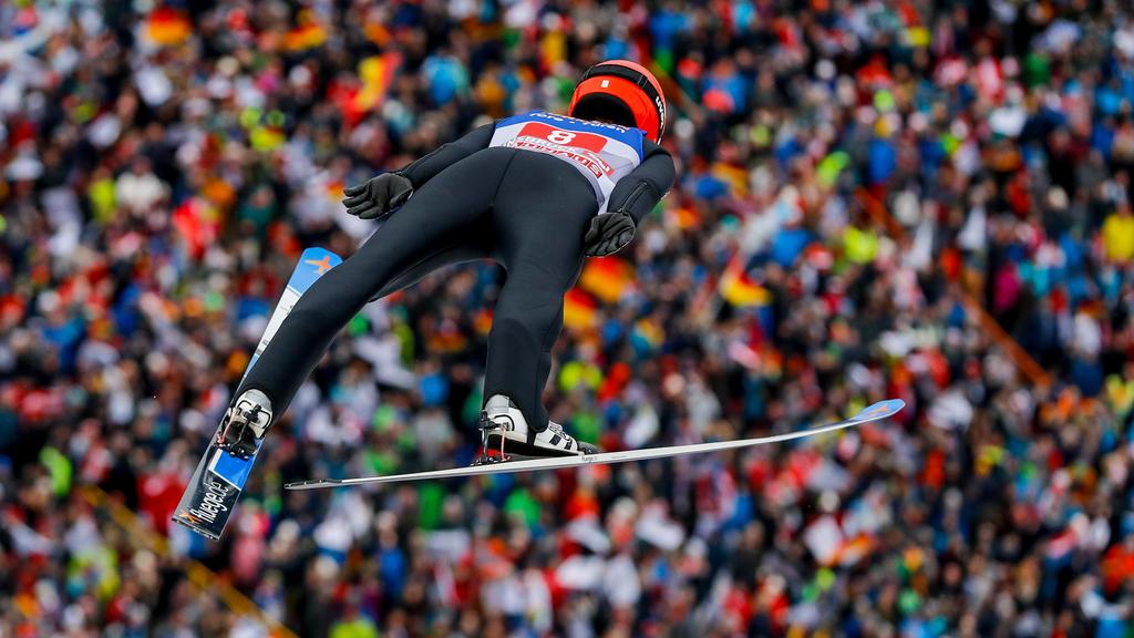 Skispringen David Siegel Gut Wie Nie Ryoyu Kobayashi Verpasst Rekord