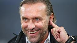 Der einstige BVB-Coach Thomas Doll wird mit Hansa Rostock in Verbindung gebracht