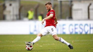 Stephan Hain verlängert bei der SpVgg Unterhaching