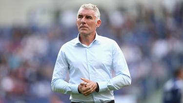 Mirko Slomka war von 2010 bis Ende 2013 Trainer von Hannover 96