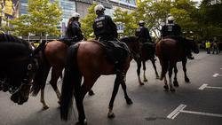Wer zahlt künftig für Polizeieinsätze bei Risikospielen?