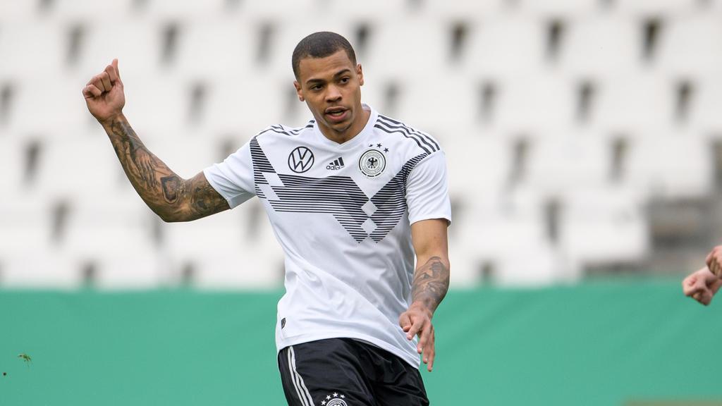 Lukas Nmecha ist zum DFB gewechselt