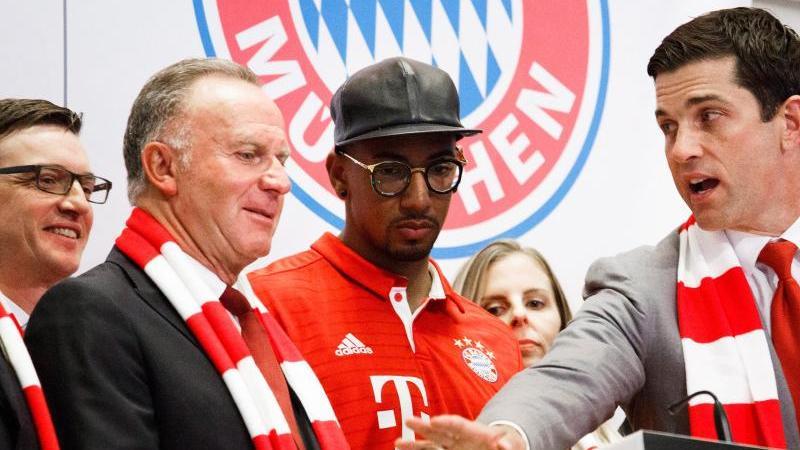 Der FC Bayern reist erneut in die USA