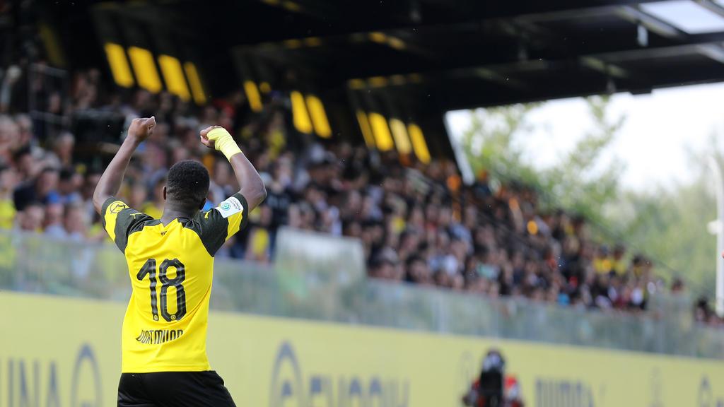 Borussia Dortmund gewinnt die West-Staffel der Junioren-Bundesliga