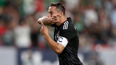 Guardado logró 91 victorias con la selección mexicana.