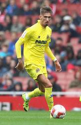 Samu Castillejo es uno de los atacantes más deseados del Villarreal. (Foto: Getty)