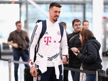 Mit an Bord: Neu-Bayern Sandro Wagner