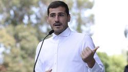 Wechselt ins Trainer-Team des FC Porto: Iker Casillas