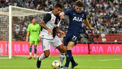 Die Spurs schlagen Juve in der Vorbereitung