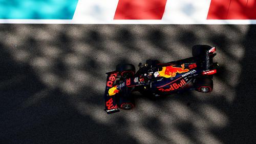 Max Verstappen und Red Bull sind laut Villeneuve auch 2020 keine Titelanwärter